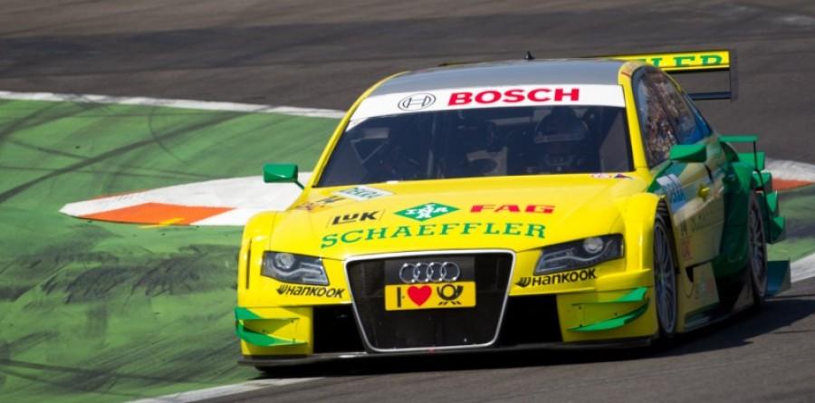 Audi To Chase Spengler At DTM Nurburgring Event