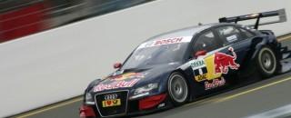 DTM Audi's Ekstrom Takes Pole For DTM Race At Nurburgring