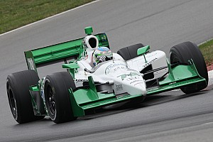 IndyCar HVM Racing Mid-Ohio Qualifying Report
