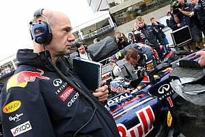 Formula 1 Alonso Says Newey 'Genius' Overrated