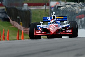 IndyCar CGR's Graham Rahal Mid-Ohio Race Report