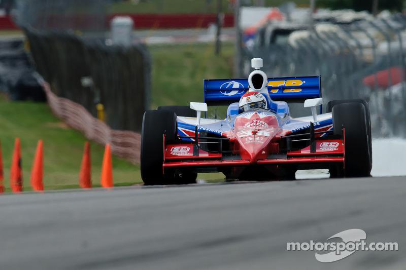 CGR's Graham Rahal Mid-Ohio Race Report