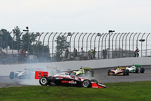 IndyCar Team Penske Loudon race report