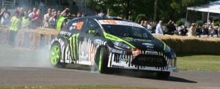 Other rally Ken Block releases Gymkhana FOUR