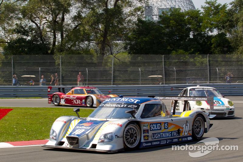 SunTrust Racing Montreal qualifying report