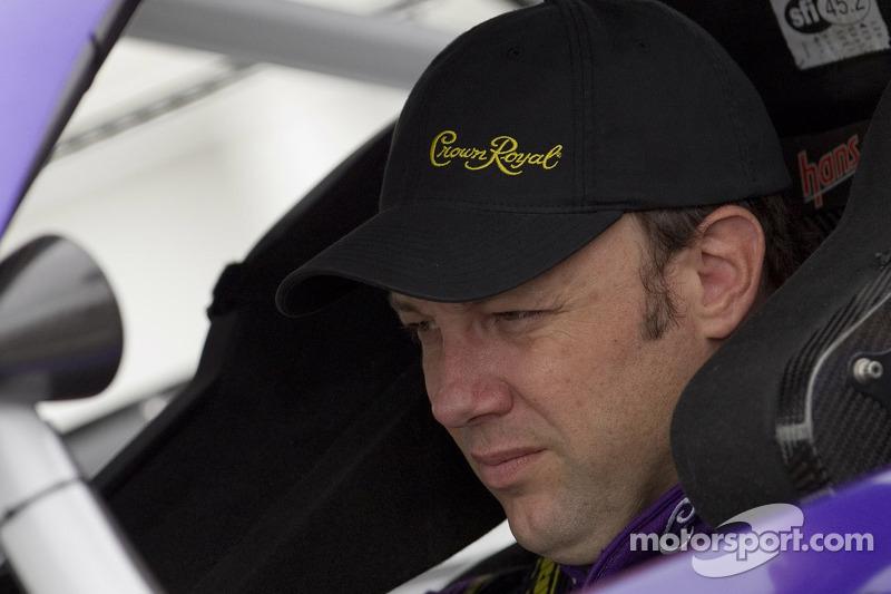 Biffle, Kenseth Michigan post-qualifying interview