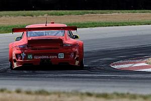 ALMS Flying Lizard Motorsports Road America qualifying report