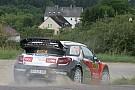 Petter Solberg Rallye Deutschland leg 2 summary