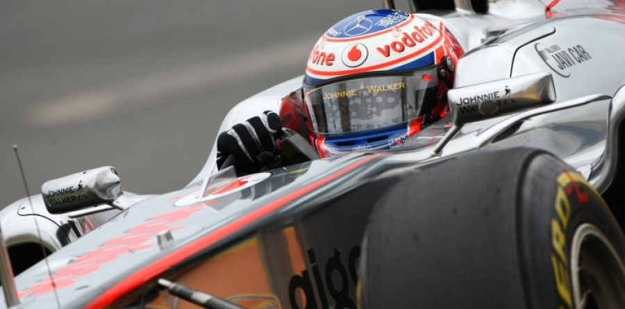 McLaren ready to fight during Belgian GP at Spa