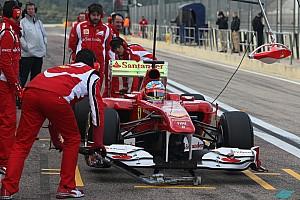 Formula 1 2012 test season to begin February 7th - report