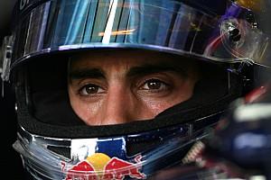 Formula 1 Toro Rosso Belgian GP - Spa Friday practice report