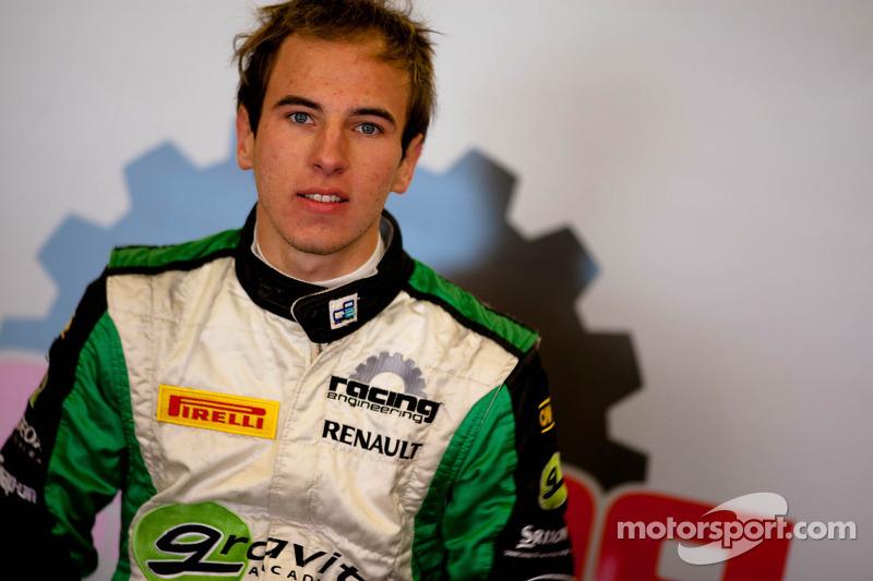 Racing Engineering Spa qualifying report