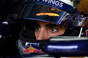 Formula 1 Toro Rosso Belgian GP - Spa qualifying report