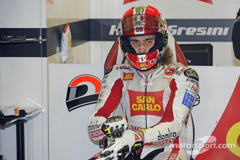 Gresini Racing Indianapolis GP qualifying report