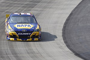 NASCAR Cup Michael Waltrip Racing Bristol II race report