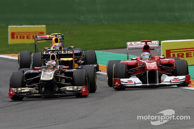 Ferrari Belgian GP - Spa race report