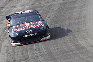 NASCAR Cup Red Bull Racing Team Bristol II race report