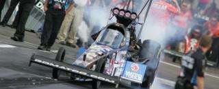 NHRA Series Indianapolis Saturday qualifying report