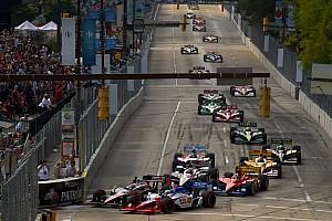 IndyCar Honda Racing Baltimore race report