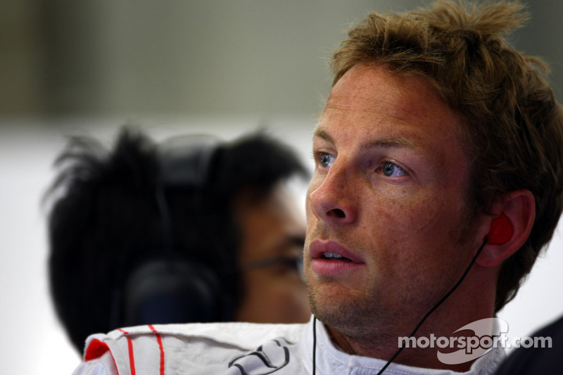 Button open to managing fellow Formula One driver