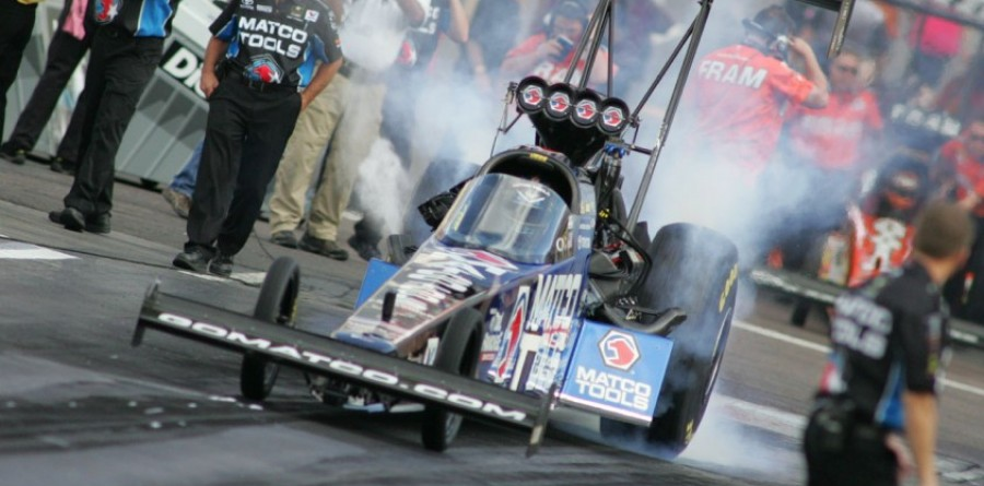 Brown wins Top Fuel at Indianapolis