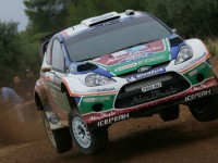 Ford heads down for Rally Australia