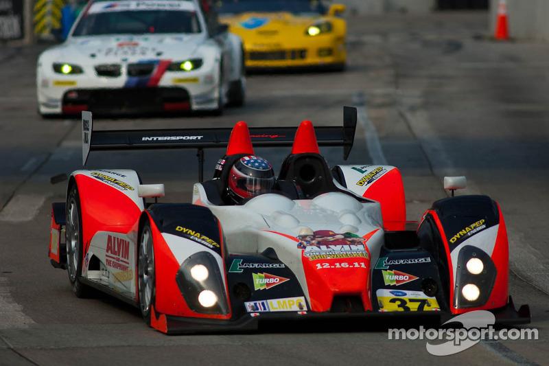 Intersport Racing Baltimore race report