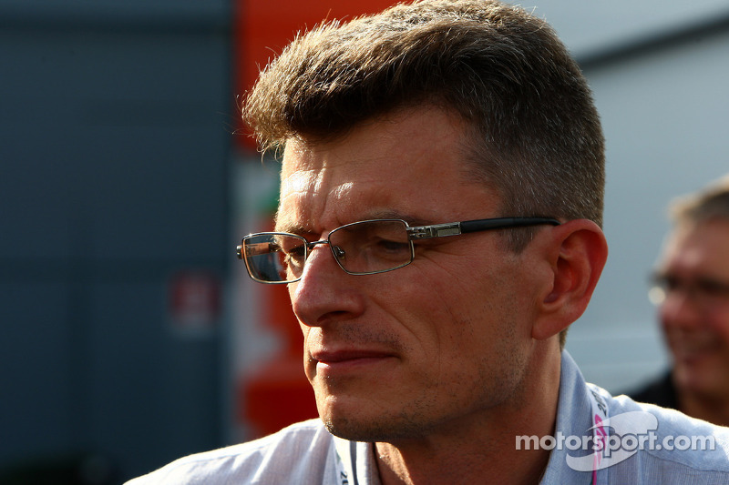 Dyer linked with Mercedes on Formula One paddock return