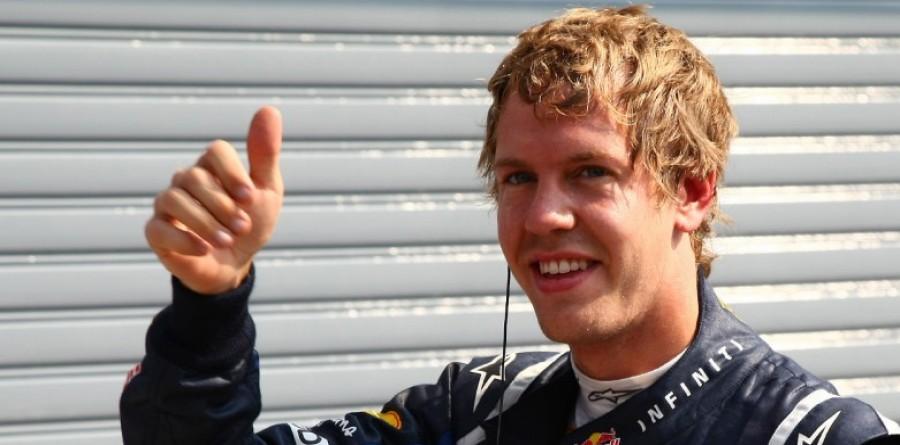 Vettel convincingly takes pole for Italian GP at Monza