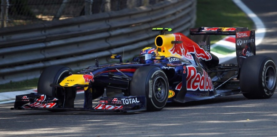 Red Bull Italian GP - Monza qualifying report
