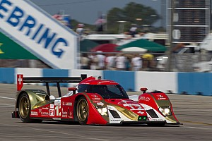 ALMS Rebellion Racing announce Petit Le Mans drivers