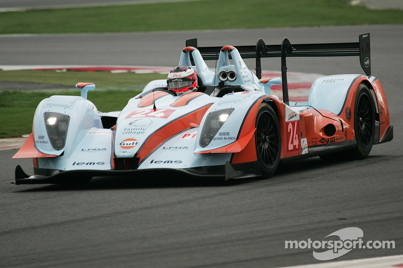 OAK Racing Silverstone race report