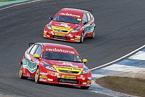 BTCC Airwaves Racing Rockingham event summary