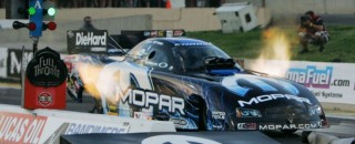 NHRA Series Charlotte II final eliminations report