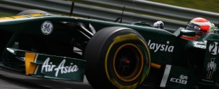 Formula 1 Team Lotus expect hot and challenging Singapore GP