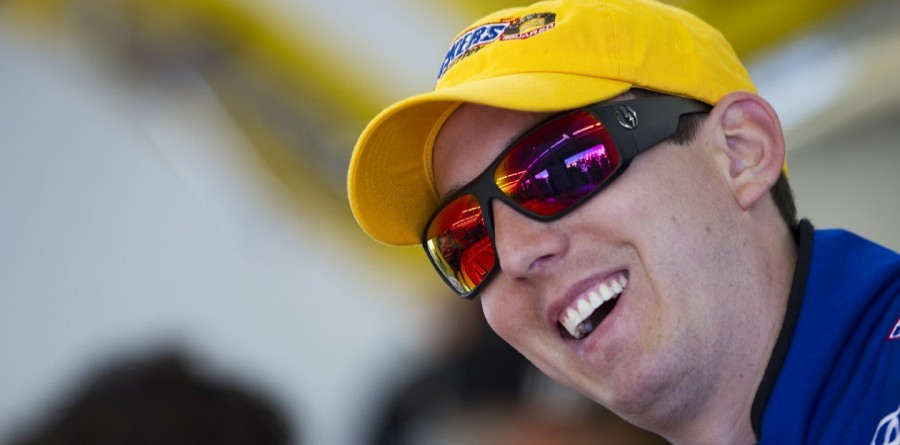Kyle Busch looks to make a comeback at Loudon