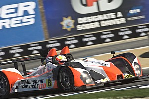 ALMS Marcelli Laguna Seca race report