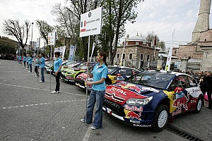 WRC Shakedown qualifying to be introduced in 2012 season