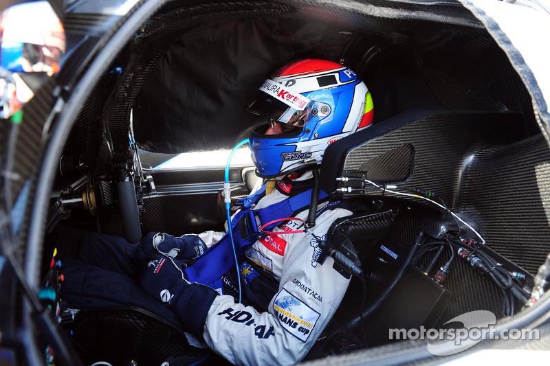 Team ORECA-Matmut pre Petit Le Mans quotes