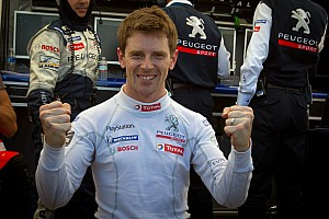 ALMS Peugeot very pleased to earn Petit Le Mans pole