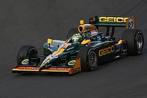 IndyCar KV Racing - Lotus Kentucky qualifying report