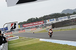 MotoGP Bridgestone GP of Japan race report