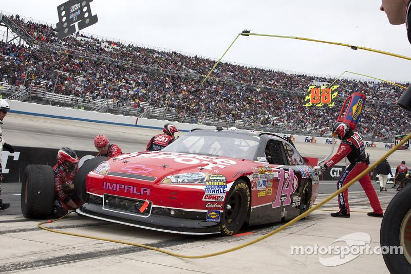 Tony Stewart Dover 300 race report