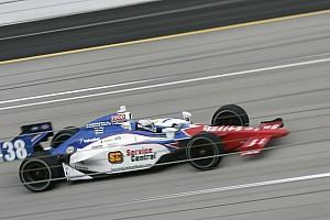 IndyCar CGR's Graham Rahal Kentucky race report