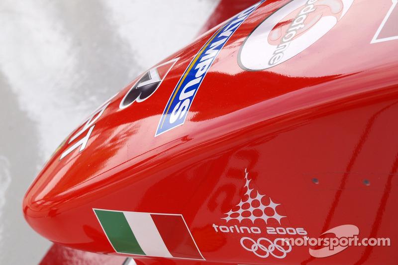 Smedley radio call 'not malicious' - Ferrari