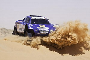 Cross-Country Rally Pharaons Rally, Day 3 Into the Wasteland of Perdition