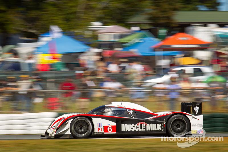 Muscle Milk AMR Road Atlanta race report