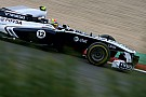 Williams Japanese GP - Suzuka Friday practice report