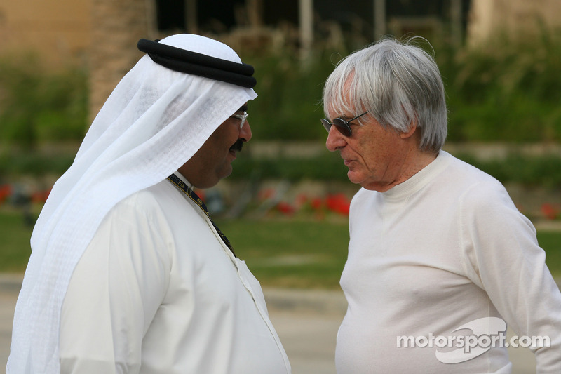 Formula One to discuss latest problems in Bahrain