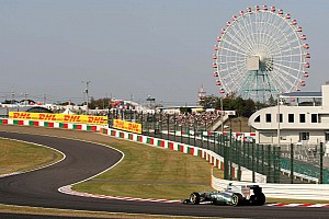 Formula 1 Mercedes Japanese GP - Suzuka race report